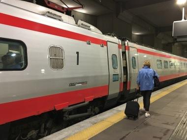 my train - my car