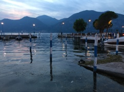 Iseo, Lago d'Iseo, Italy Date: Friday June 09, 2017