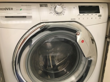 combined washer/dryer