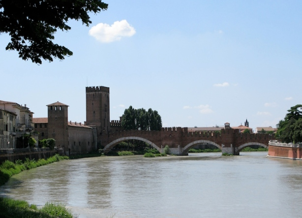 Italy Trip 2009, Verona, Italy