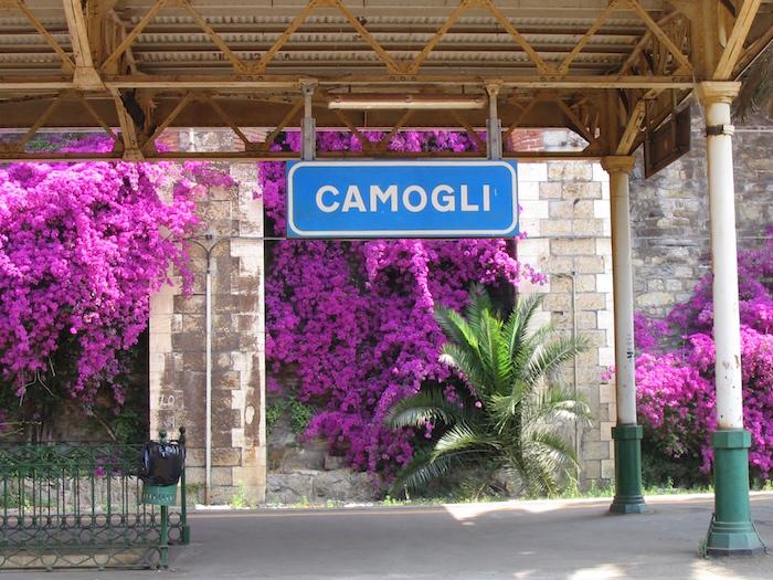 Italy Trip 2003, Camogli, Italy