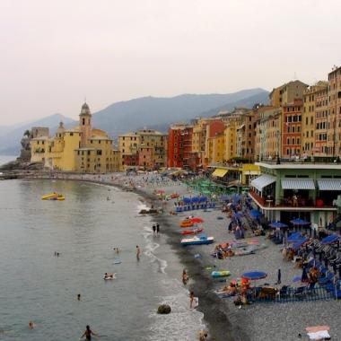 Italy Trip 2003, Camogli, Italy Date: Tuesday June 17, 2003