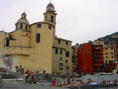 Italy Trip 2003, Camogli, Italy Date: Tuesday June 17, 2003