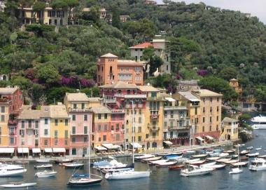 Italy Trip 2003, Portofino, Italy Date: Wednesday June 18, 2003