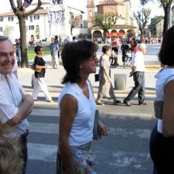 Francesco's parents