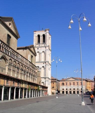 Italy Trip 2003, Ferrara, Italy Date: Monday June 23, 2003
