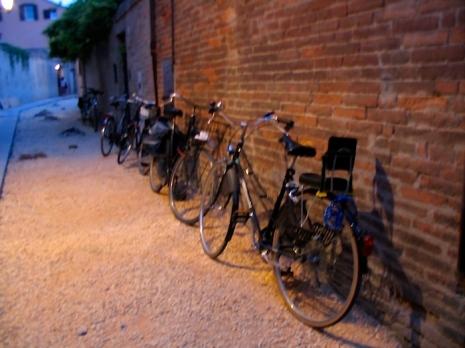 Italy Trip 2003, Ferrara, Italy