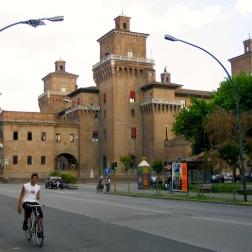 Italy Trip 2003, Ferrara, Italy Date: Tuesday June 24, 2003