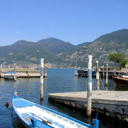 Italy Trip 2003, Iseo, Lago d'Iseo, Italy Date: Sunday June 29, 2003