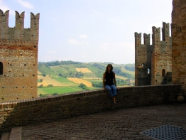 Italy Trip 2003, Castell' Arquato, Italy Date: Sunday June 29, 2003