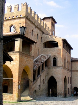 Italy Trip 2003, Castell' Arquato, Italy Date: Sunday June 29, 2003