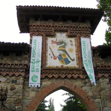 Italy Trip 2003, Castello di Grazzano Visconti, Italy Date: Sunday June 29, 2003