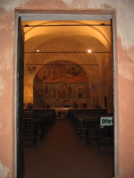 Italy Trip 2003, Coccaglio, Italy Date: Sunday June 29, 2003