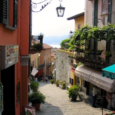 Italy Trip 2003, Bellagio, Lago di Como, Italy Date: Monday June 30, 2003