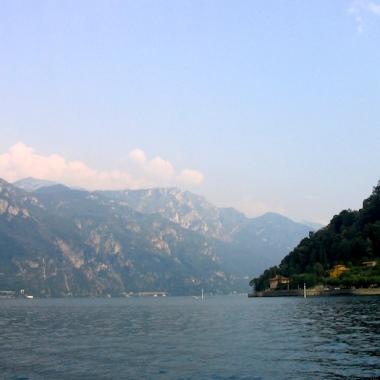 Italy Trip 2003, Lago di Como, Italy Date: Monday June 30, 2003