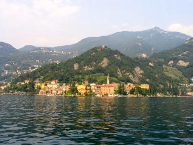 Italy Trip 2003, Varenna, Lago di Como, Italy Date: Monday June 30, 2003