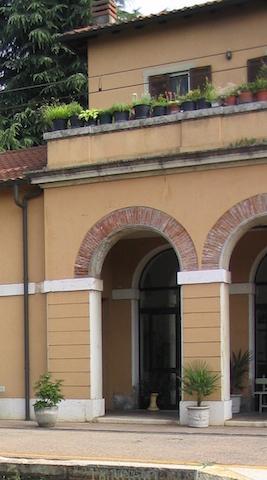 Italy Trip 2003, Rovato, Italy