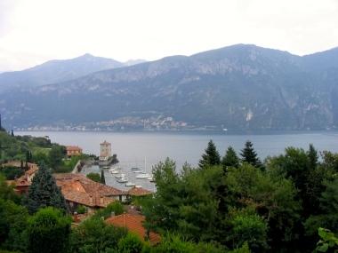 Italy Trip 2003, Pescallo, Lago di Como, Italy Date: Tuesday July 01, 2003