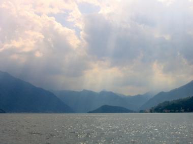 Italy Trip 2003, Lago di Como, Italy Date: Tuesday July 01, 2003