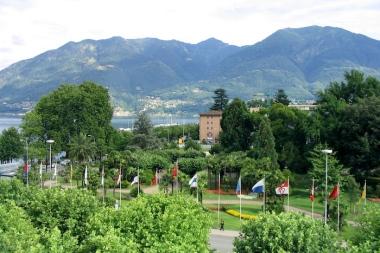 Italy Trip 2003, Locarno, Switzerland Date: Wednesday July 02, 2003