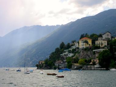 Italy Trip 2003, Ascona, Switzerland Date: Thursday July 03, 2003