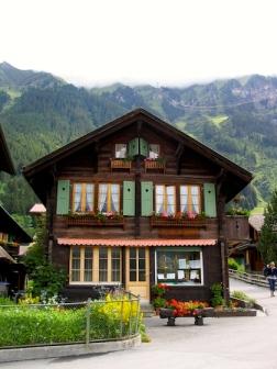 Italy Trip 2003, Lauterbrunnen, Switzerland Date: Saturday July 05, 2003