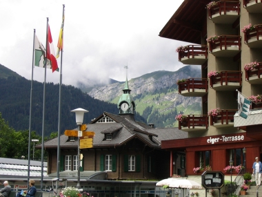 Italy Trip 2003, Wengann, Switzerland Date: Saturday July 05, 2003