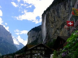 Italy Trip 2003, Lauterbrunnen, Switzerland Date: Saturday July 05, 2003