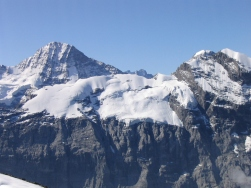 Italy Trip 2003, Piz Gloria, located on top of Schilthorn, a 2,970 metre high summit in the Bernese Oberland, Switzerland Date: Sunday July 06, 2003