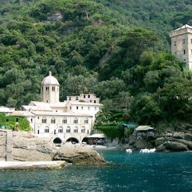 Italy Trip 2003, San Fruttuoso, Italy Date: Wednesday June 18, 2003