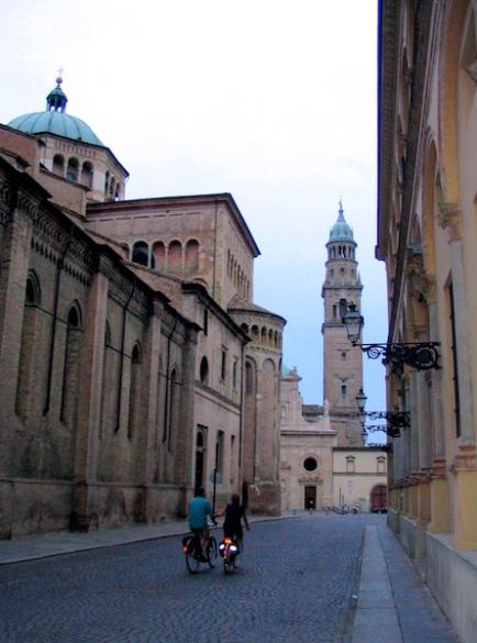 Italy Trip 2003, Parma, Italy