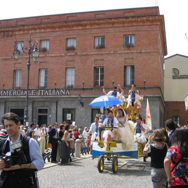 Italy Trip 2003, Parma, Italy Date: Sunday June 15, 2003
