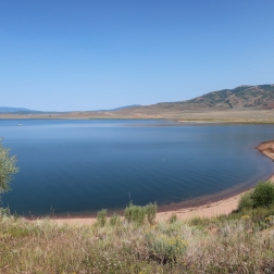 Strawberry Reservoir? between Heber City & Duchesne, Utah Date: Friday August 03, 2018