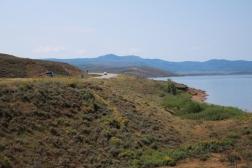 Strawberry Reservoir? between Heber City & Duchesne, Utah Date: Friday August 03, 2018