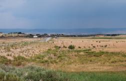 official vista stop, somwhere between Roosevelt & Vernal, Utah Date: Friday August 03, 2018