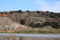 official vista stop, somwhere between Roosevelt & Vernal, Utah Date: Friday August 03, 2018