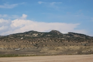 vista stop in Utah, close to the Colorado border. Date: Friday August 03, 2018