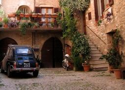 Italy Trip 2005, Spello, Italy Date: Thursday June 09, 2005