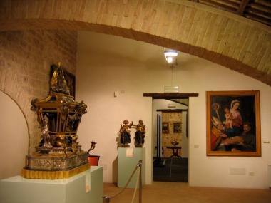 Italy Trip 2005, Spello, Italy Date: Sunday June 12, 2005