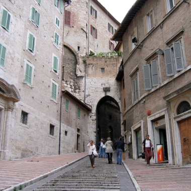Italy Trip 2005, Perugia, Italy Date: Wednesday June 15, 2005
