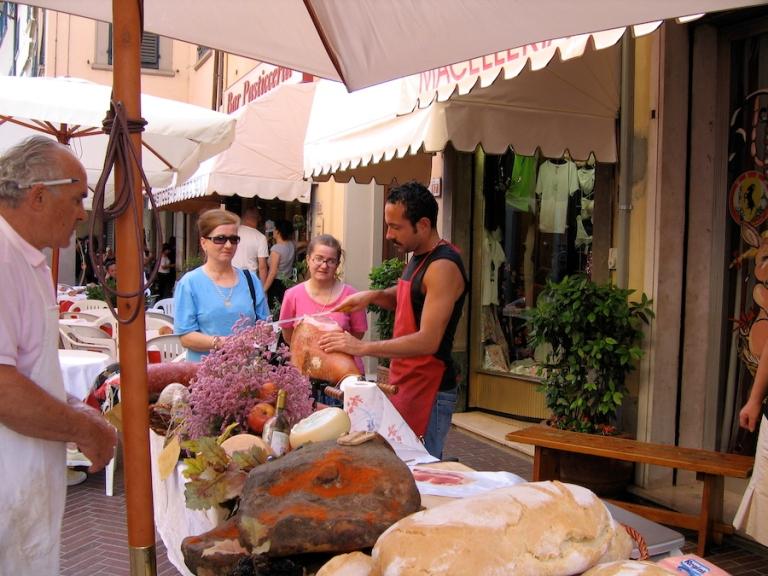 Italy Trip 2005, Empoli, Italy