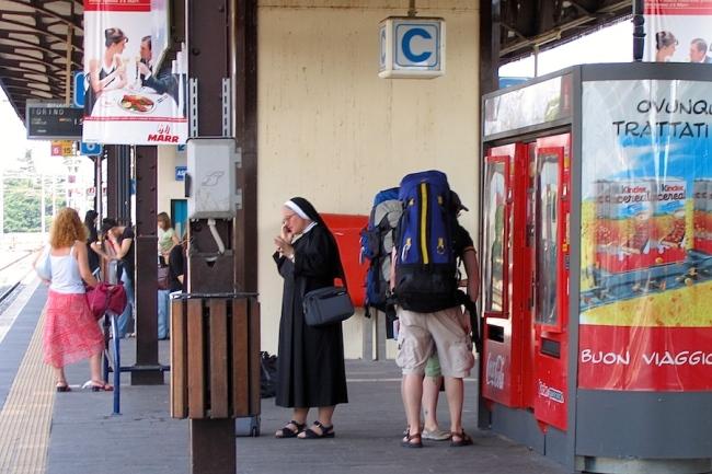Italy Trip 2005, Verona, Italy