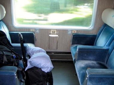Stazione di Verona Porta Nuova Italy Trip 2005, Verona, Italy Date: Monday June 20, 2005