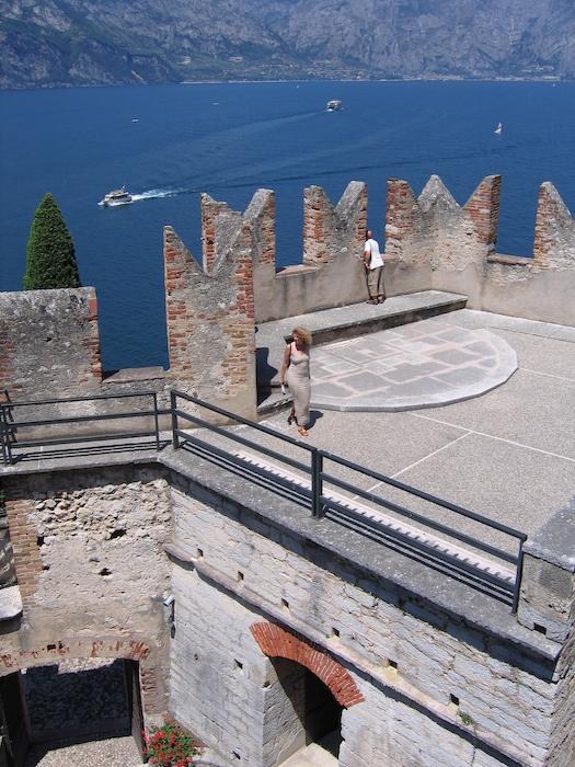 Italy Trip 2005, Malcesine, Lago di Garda, Italy