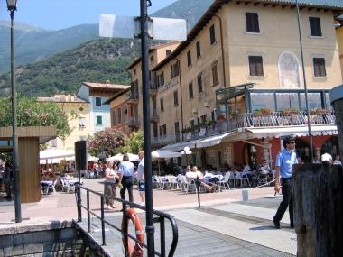 Italy Trip 2005, Malcesine, Lago di Garda, Italy Date: Tuesday June 21, 2005