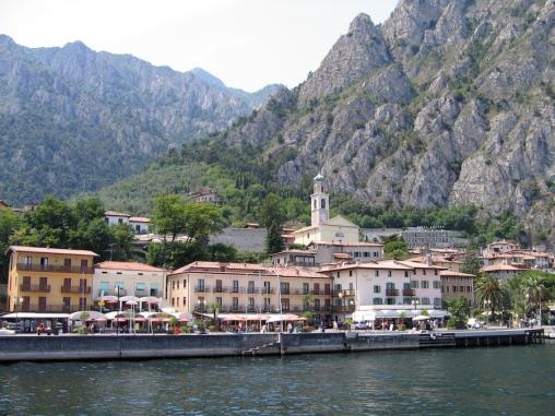 Italy Trip 2005, Limone sul Garda, Lago di Garda, Italy Date: Tuesday June 21, 2005