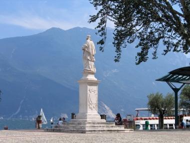 Italy Trip 2005, Riva del Garda, Lago di Garda, Italy Date: Tuesday June 21, 2005
