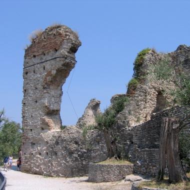 Grotte di Catullo Italy Trip 2005, Sirmione, Lago di Garda, Italy Date: Wednesday June 22, 2005