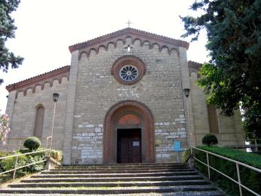 Santo Stefano Church Italy Trip 2005, Rovato, Italy Date: Sunday June 26, 2005