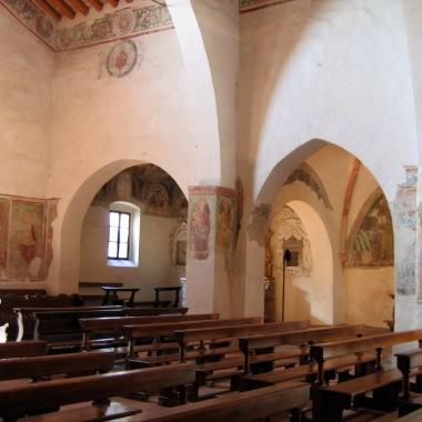 inside Il monastero di San Pietro in Lamosa Italy Trip 2005, Provaglio d'Iseo, Italy Date: Sunday June 26, 2005